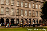 """The Book of Kells"" line"