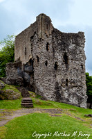 Castleton - Peveril Castle